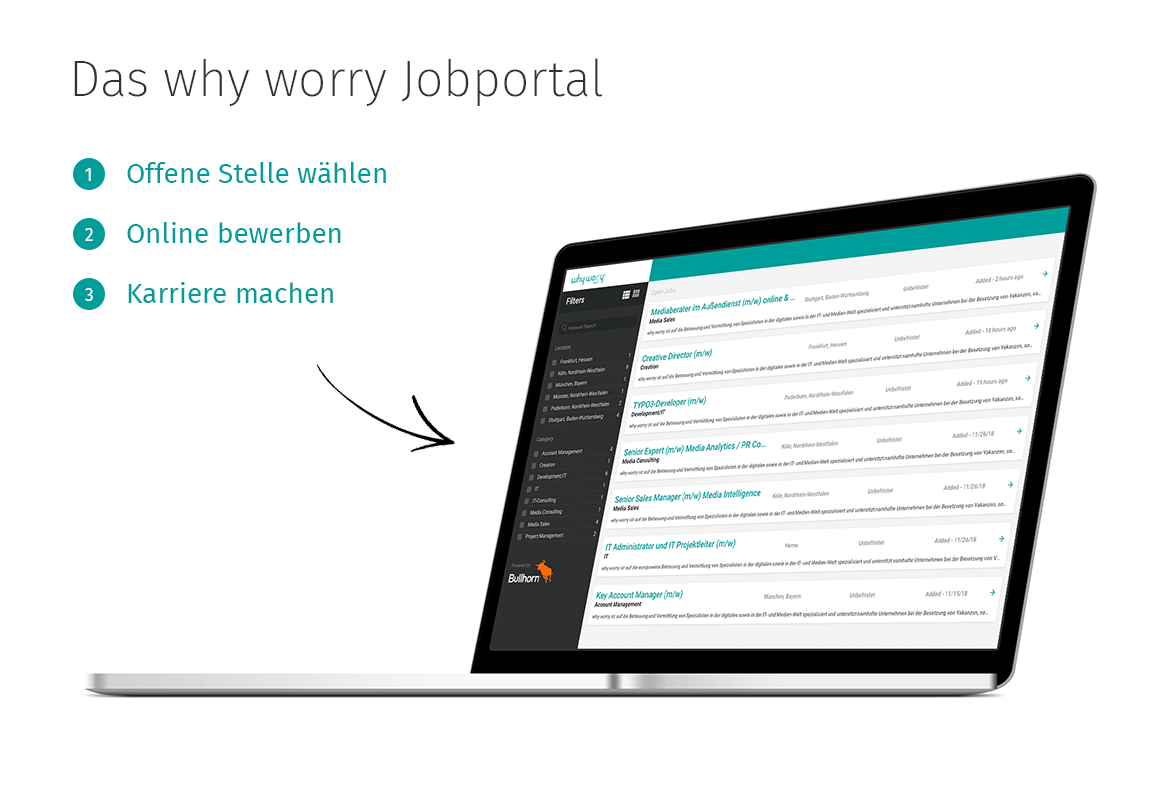 why worry Jobportal